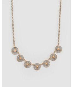 NYLON | Сияющее Ожерелье С Инкрустацией