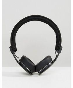 Urbanears   Черные Беспроводные Bluetooth-Наушники Plattan Advanced