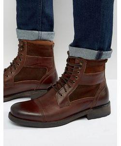 Aldo | Кожаные Ботинки На Шнуровке Engis