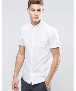 Asos | Рубашка Классического Кроя С Воротником На Пуговицах