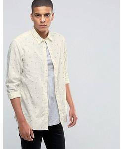 Selected Homme | Рубашка С Рисунком Стрел