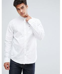 Hollister | Оксфордская Рубашка На Пуговицах