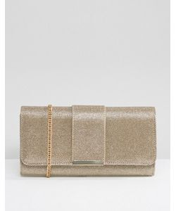 MISS KG | Tia Foldover Clutch With Cross Body Chain