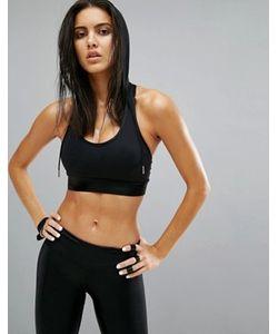 Haute Body | Спортивный Бюстгальтер С Капюшоном
