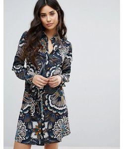 AX Paris | Платье-Рубашка Из Сатина