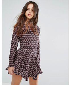 Louche   Платье С Принтом Billie