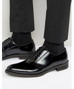 Zign | Блестящие Кожаные Оксфордские Туфли