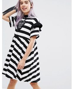 Lazy Oaf | Used To Be Weird T-Shirt Dress