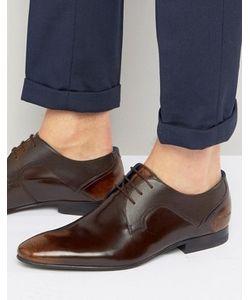Ted Baker | Блестящие Кожаные Туфли Pelton