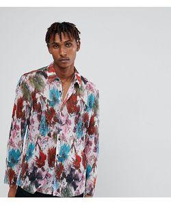 Reclaimed Vintage | Полупрозрачная Рубашка С Цветочным Принтом Inspired