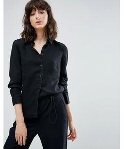 Weekday   Узкая Джинсовая Рубашка
