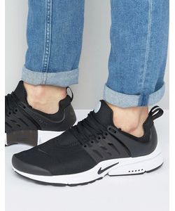 Nike | Черные Кроссовки Air Presto 848187-009