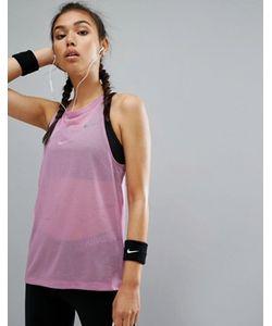 Nike | Майка Running Breathe