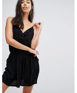 See U Soon | Ruffle Slip Dress