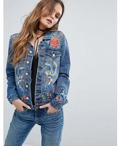 BLANKNYC | Джинсовая Куртка С Вышивкой Blank Nyc