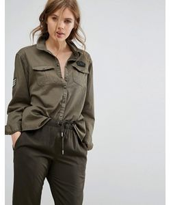 Vero Moda | Куртка В Стиле Милитари
