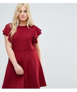 Praslin   Платье С Рукавами-Рюш