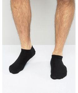 Tommy Hilfiger | Черные Спортивные Носки Classic
