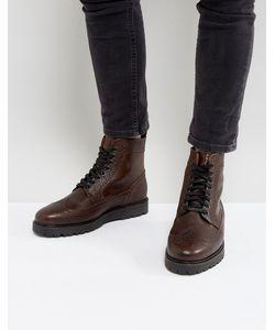 Fred Perry | Кожаные Ботинки Northgate