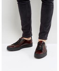 Fred Perry | Кожаные Туфли X George Cox