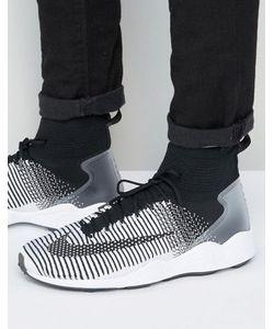 Nike | Черные Кроссовки Fc Zoom Mercurial 852616-002