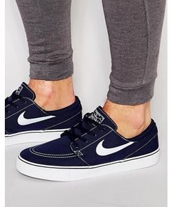 Nike SB | Парусиновые Кроссовки Zoom Stefan Janoski 615957-414