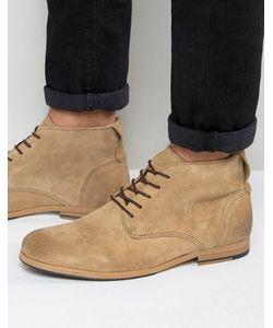 Shoe the Bear | Замшевые Ботинки На Шнуровке Oliver