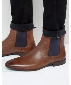Asos | Кожаные Ботинки Челси