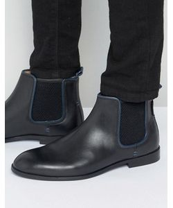 Ben Sherman | Chelsea Boots In Leather