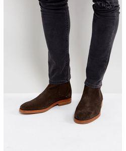 Hudson London | Замшевые Ботинки Челси Tonti