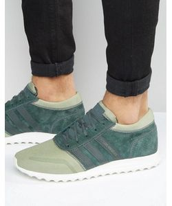 adidas Originals | Зеленые Кроссовки Los Angeles S31528
