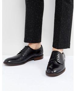 STEVE MADDEN | Черные Кожаные Туфли