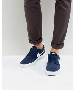 Nike SB   Темно Кроссовки Portmore Ii Ss 880266-410