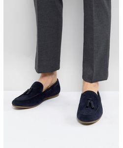 Burton Menswear | Темно Лоферы С Кисточками