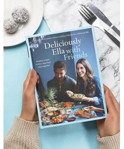 Books | Книга Deliciously Ella With Friends