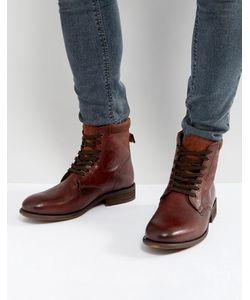Aldo   Кожаные Ботинки На Шнуровке Derrian