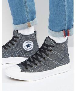 Converse | Черные Кеды Chuck Taylor All Star Ii
