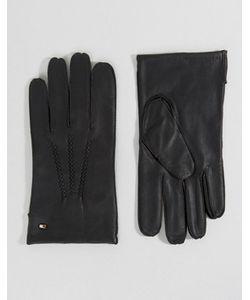 Tommy Hilfiger | Базовые Кожаные Перчатки