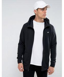 Nike | Худи Черного Цвета На Молнии 805130-010
