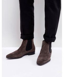 Kg Kurt Geiger | Замшевые Ботинки Челси Frederick