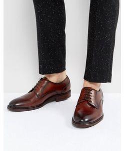 STEVE MADDEN   Светло-Коричневые Кожаные Ботинки Bozlee