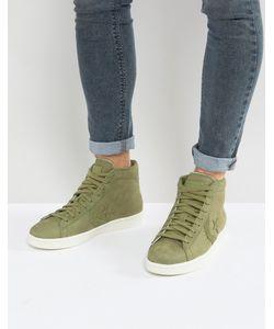 Converse | Зеленые Высокие Кроссовки Pl 76 155649c