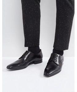 PS PAUL SMITH | Черные Туфли На Шнуровке