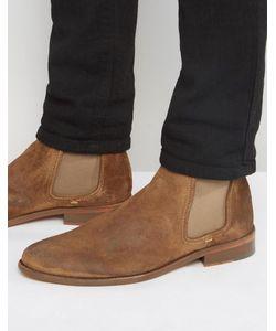 WALK London | Замшевые Ботинки Челси