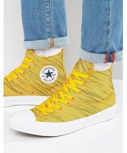 Converse | Желтые Кеды Chuck Taylor All Star Ii