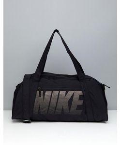 Nike | Блестящая Дорожная Сумка