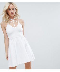 ASOS PETITE | Короткое Приталенное Платье Мини