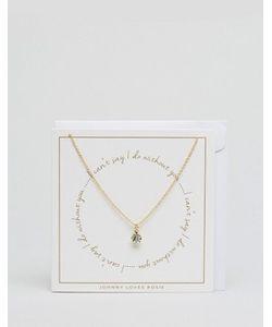 Johnny Loves Rosie | Браслет Невесты С Подарочной Открыткой С Надписью I