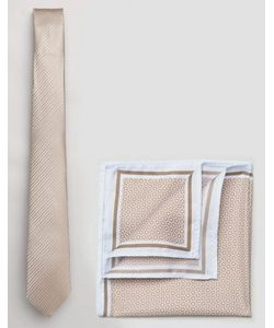 Burton Menswear | Галстук И Платок Для Нагрудного Кармана