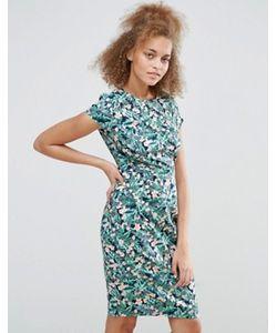 Sugarhill Boutique | Платье С Цветочным Принтом Serita